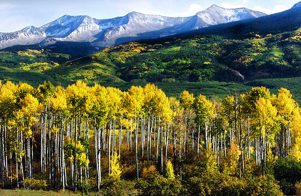 Photo tours of the Colorado Rockies