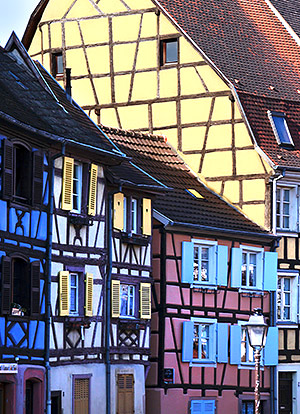 Alsace region photo, France