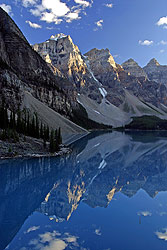 Moraine Lake, Banff NP, Alberta - Strictly copyrighted John T. Baker Photographer LLC, JayBee Stock.com