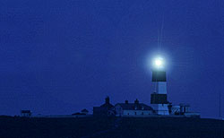 Bardsey Island lighthouse, Wales - Strictly copyrighted John T. Baker Photographer LLC, JayBee Stock.com