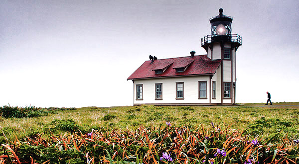 Lighthouse image, picture