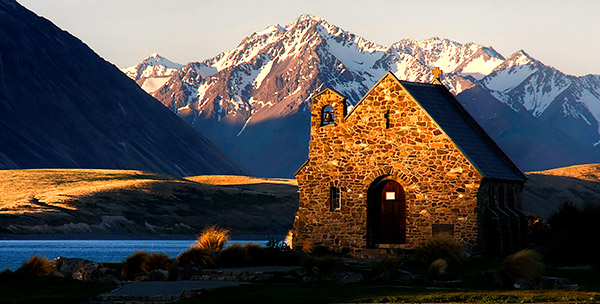 South Island, New Zealand photo tour image