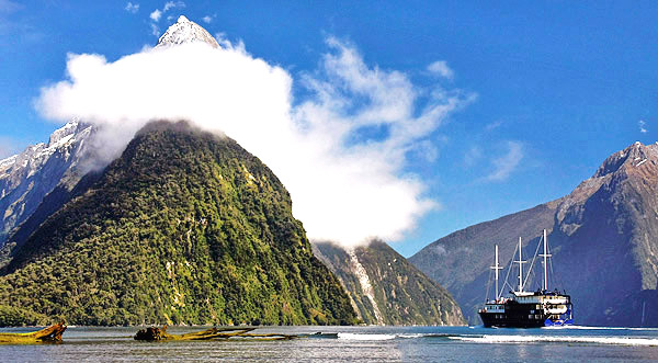 Milford Sound, South Island, New Zealand photo tour image