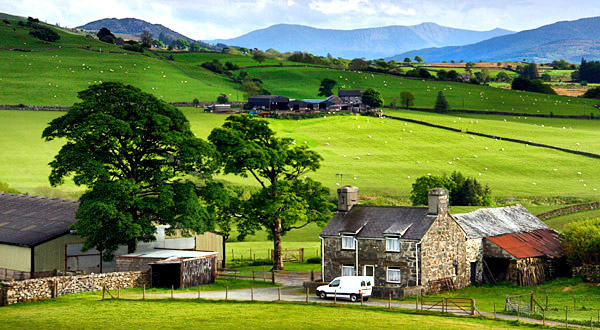 Photo library image of Wales [Cymru] UK