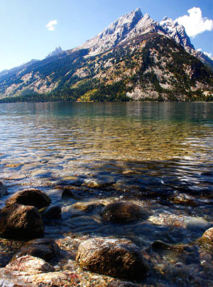 Photo tour image of Yellowstone and Grand Teton national parks, Wyoming